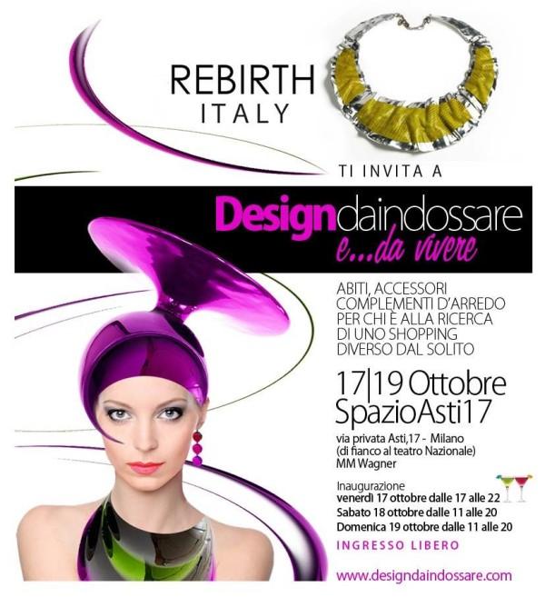 Design da indossare | Spazio Asti, Milano | 17/19 Ottobre 2014
